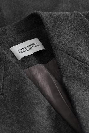 MARK TAN - JUANA BLAZER - ANTHRACITE