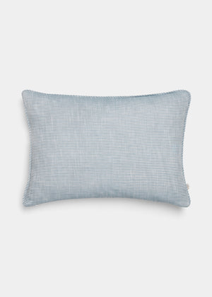 AIAYU DOMUS - PILLOW STRIPED 50X80 - INDIGO