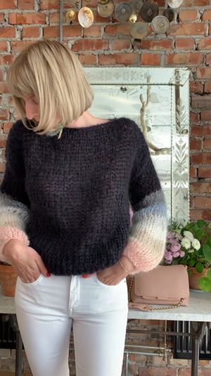 Maiami - MOHAIR SWEATERBLOUSE