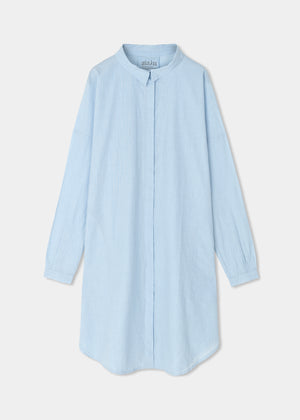 AIAYU - SHIRT DRESS - HEAVEN