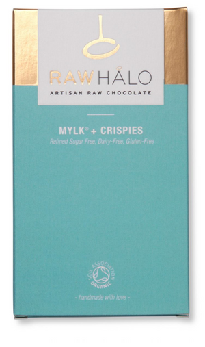 RAW HALO - MYLK + CRISPIES