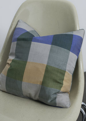AIAYU DOMUS - Petra Pillow 40x40 - Mix Water