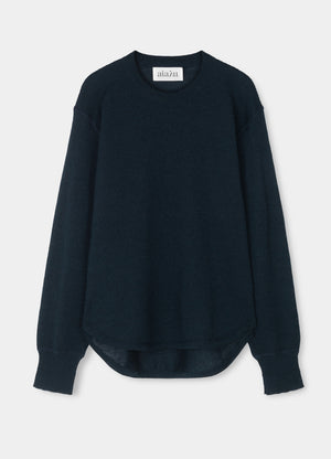 AIAYU - Tommy Long Sleeve - Navy