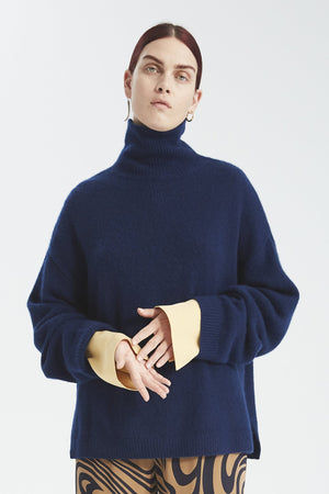 KOKOON - BEZ KNIT - MAO BLUE