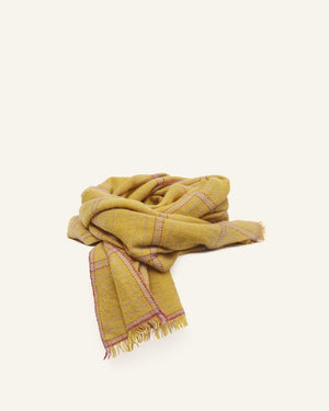 ISABEL MARANT ÈTOILE - Dash Scarf - Light Yellow