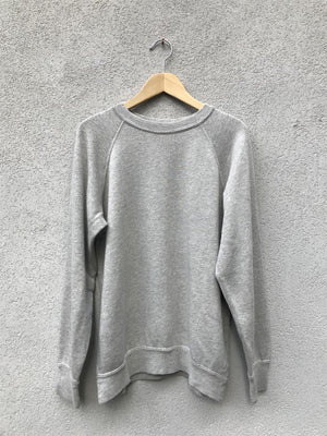 ISABEL MARANT ÈTOILE - FANG SWEAT SHIRT LIGHT GREY