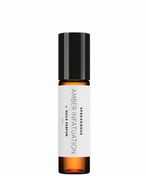 SPREKENHUS - AMBER INFATUATION ROLL-ON PERFUME 10ML