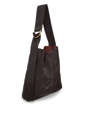 ISABEL MARANT ÈTOILE - BAKOO BAG - FADED BLACK