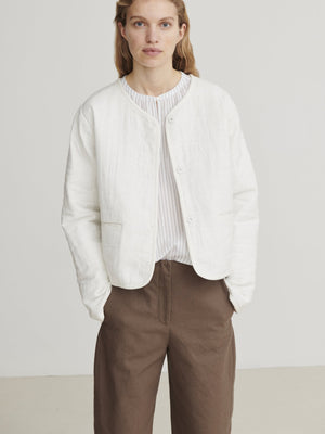 SKALL - Emma Jacket - Off-White