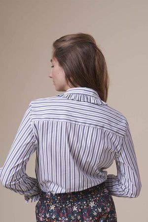 APOF - ALBA - COTTON STRIPE