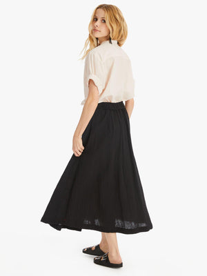 XIRENA - TEAGAN SKIRT - BLACK