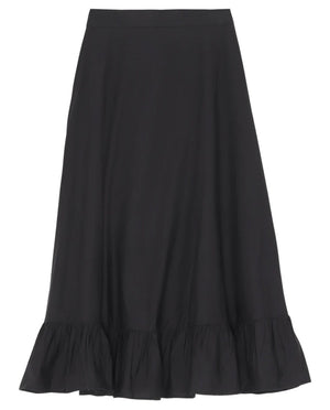 SKALL - POPPY SKIRT - BLACK