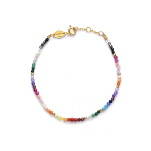 ANNI LU - IRIS BRACELET - GOLD LIGHT