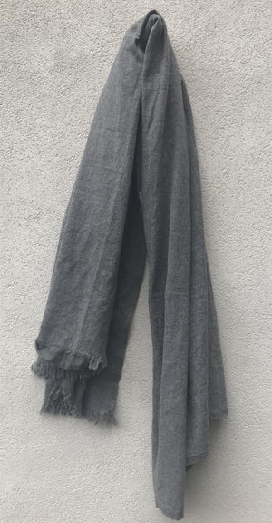 PRIVATE0204 - SIML SCARF - GREY
