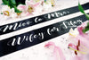 Personalised Hens Party Sash
