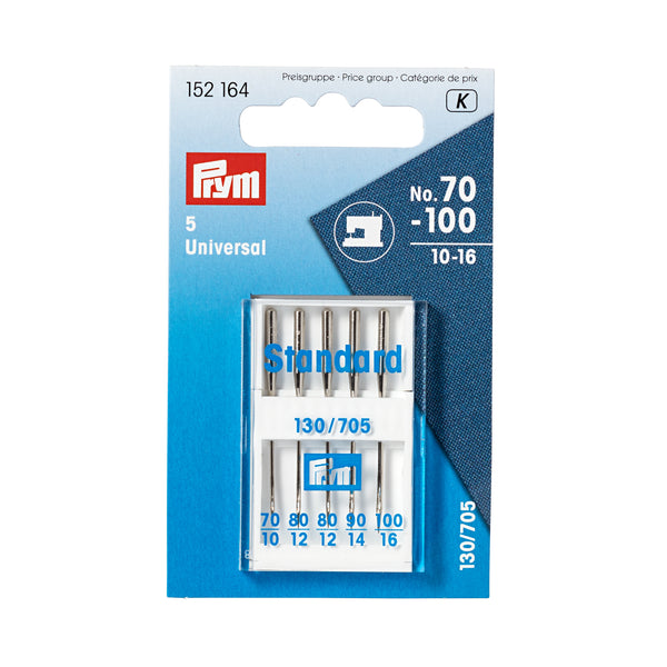 "Prym Special sewing machine needles 130/705 ""Standard"""