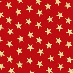 Red Gold Stars