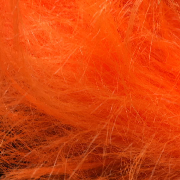 Faux Fur - Orange Long