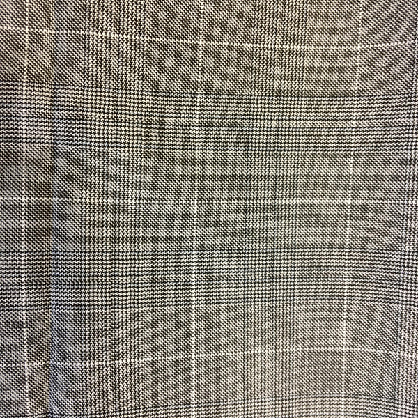 Grey Wool Suiting