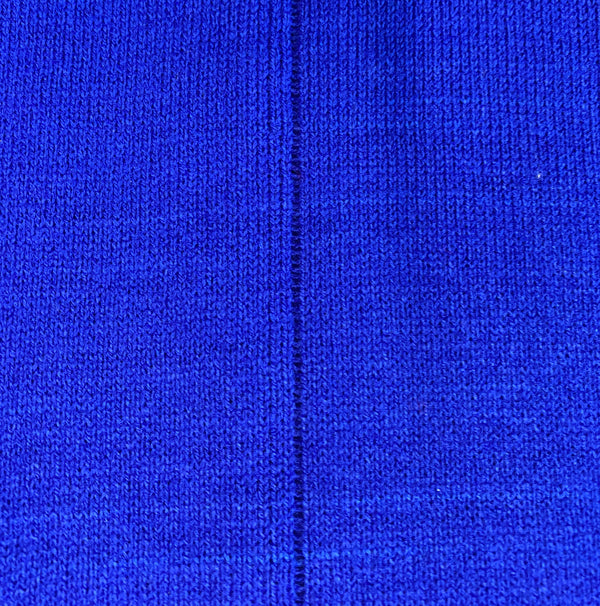Royal Blue Jersey - tubular