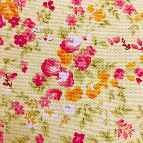 Cotton Poplin - Summer Ditsy