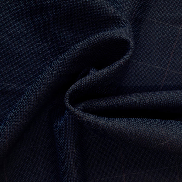 Navy Blue Squares