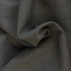 Slate Grey Superfine Wool Suiting