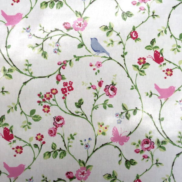 Bird Trail PVC Chintz