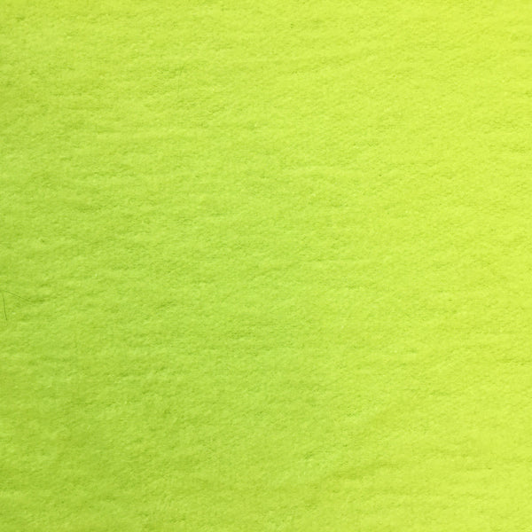 Soft Lime Light Fleece