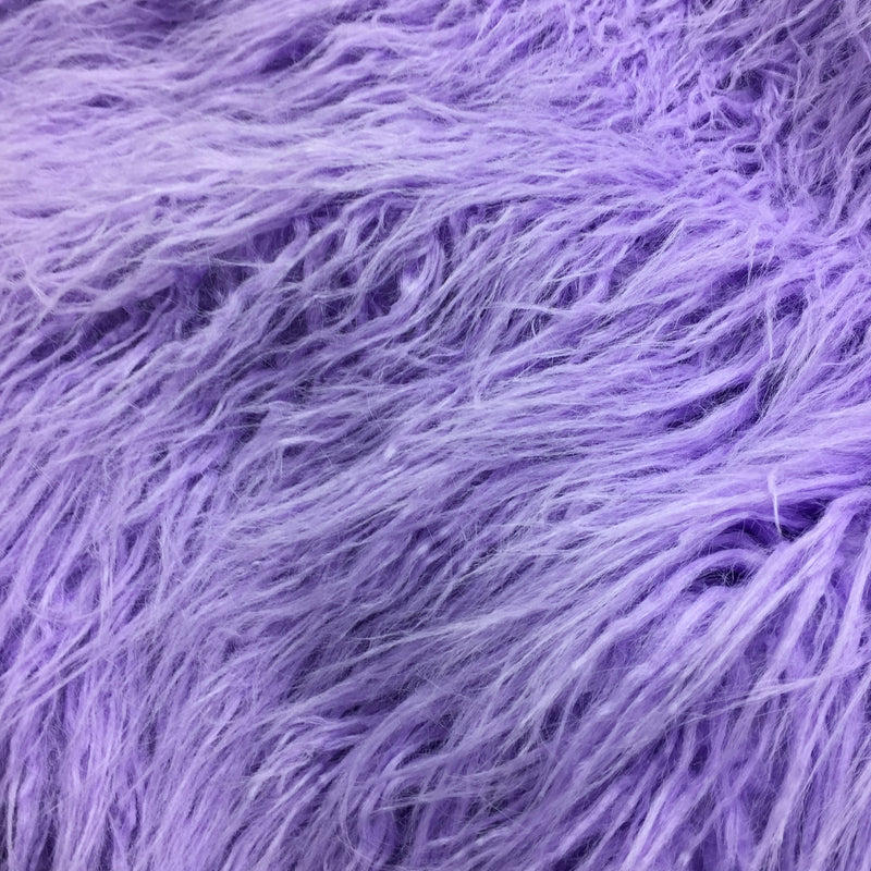 Faux Fur - Purple Long