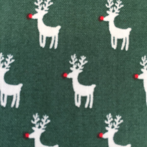 Christmas Reindeers - Green