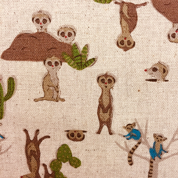 Meercats - Brown