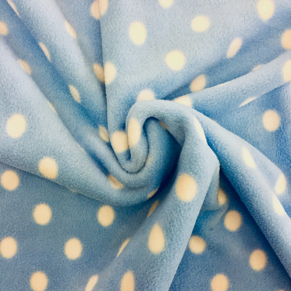 Soft Fleece - Baby Blue