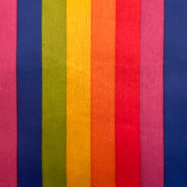 Rainbow - Polyester Jersey