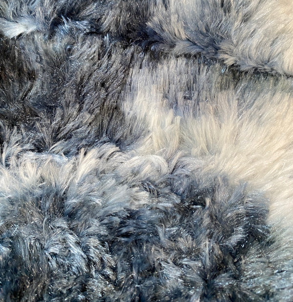 Faux Fur - Mottled short