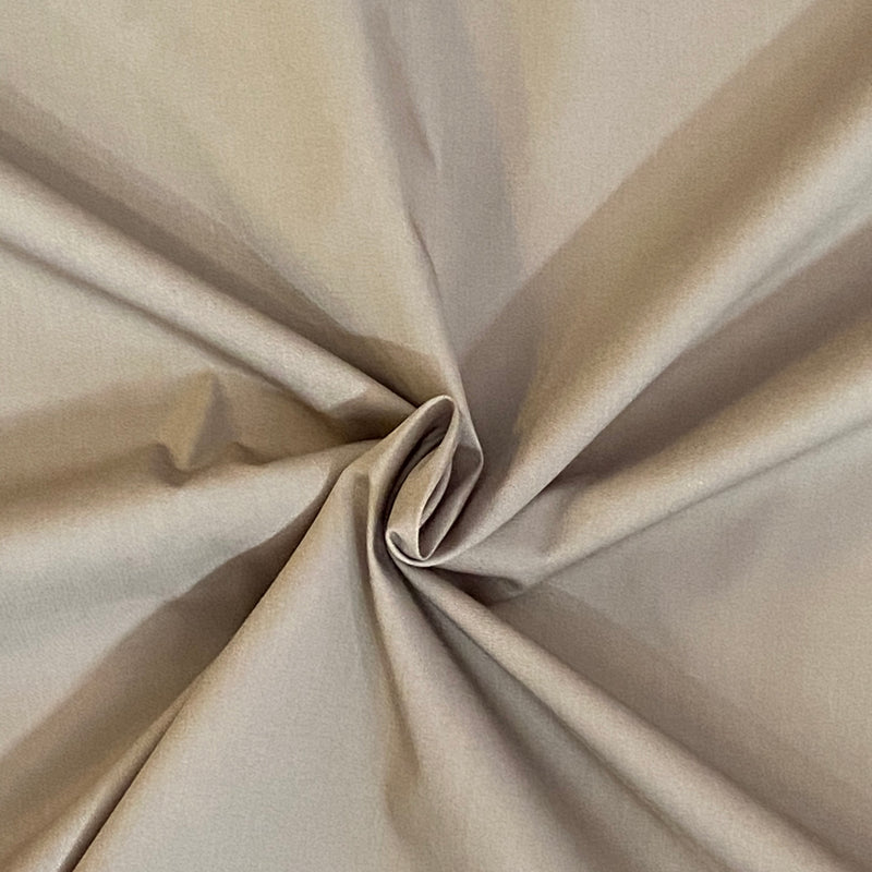 Cotton Twill - Taupe