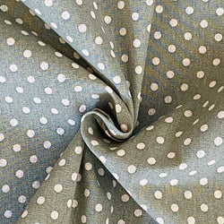 Canvas - Dotty Grey