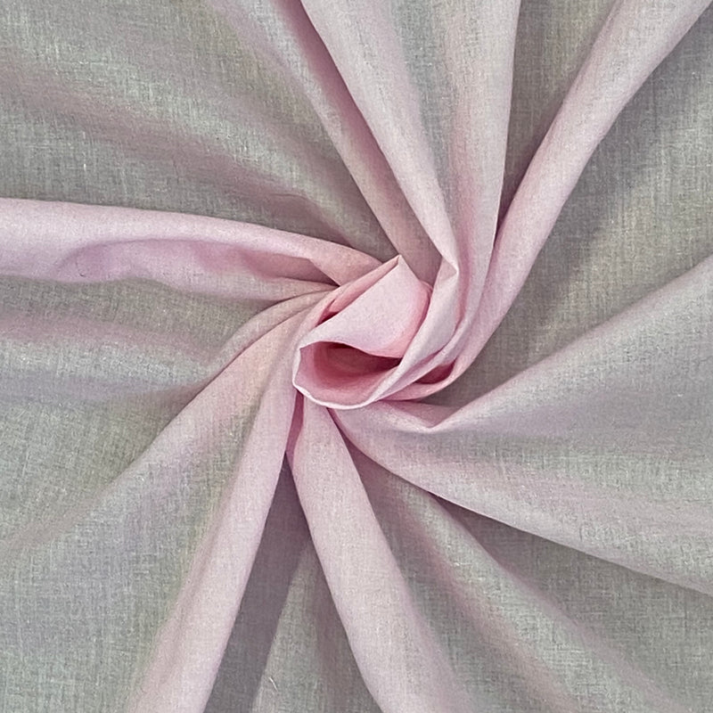 Plain Cotton Pink