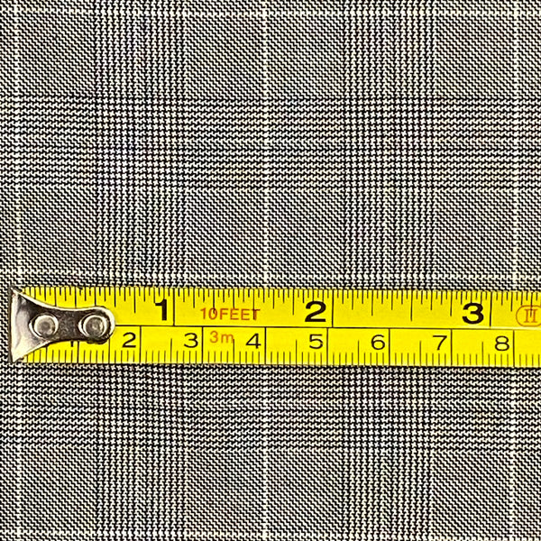 Suiting Grey Check