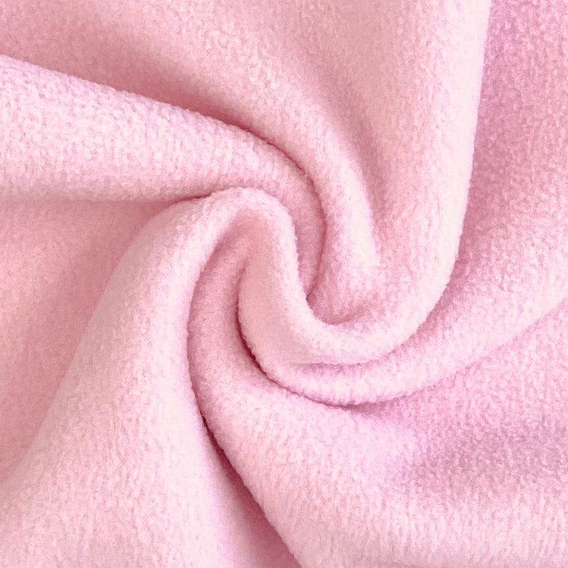 Soft Polar Fleece - Baby Pink