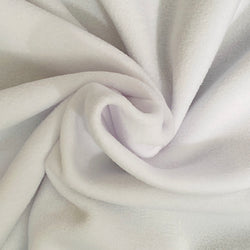 Soft Polar Fleece - White