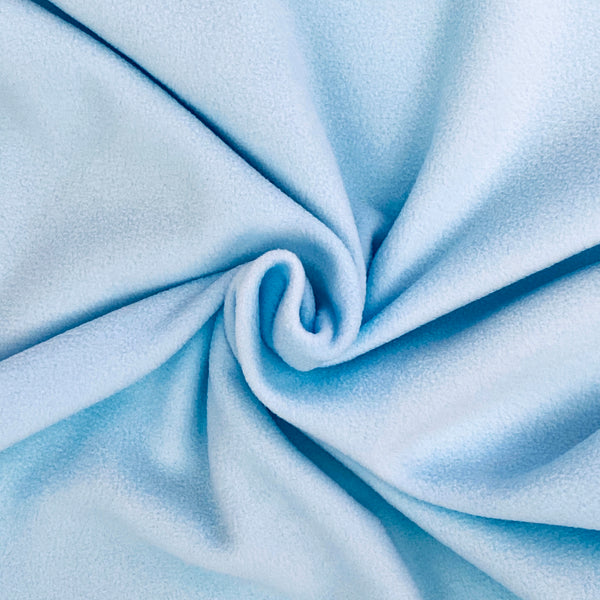 Soft Polar Fleece - Light Blue