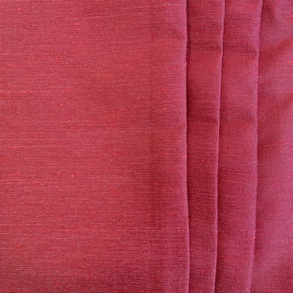 Ready Made Curtains - Red
