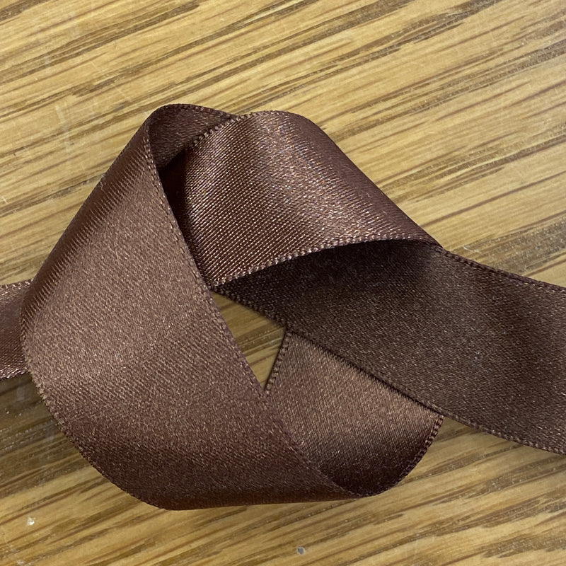 Double Faced Satin Ribbon - 25mm