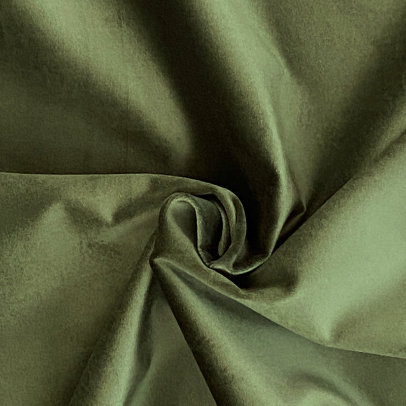 Forest Green Velour