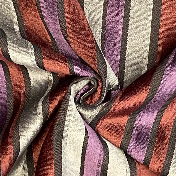 Damson Stripes