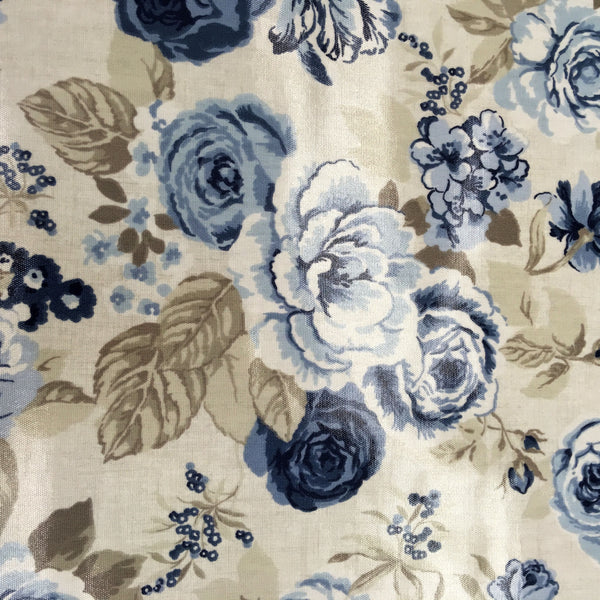 Geneviere Chambray Oilcloth