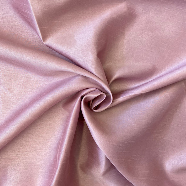 Shantung Satin - Rose
