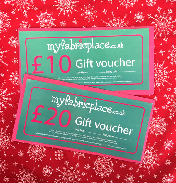 Gift Card - £20