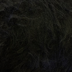 Faux Fur - Black Long